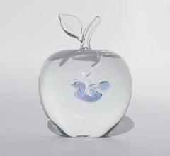 appel baby blauw
