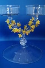 asbeeld dubbele waxine orchidee