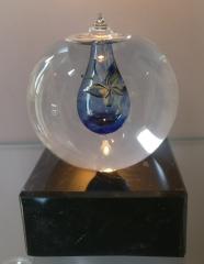 urn-sphere-blauw