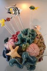 koraal met vissen 2