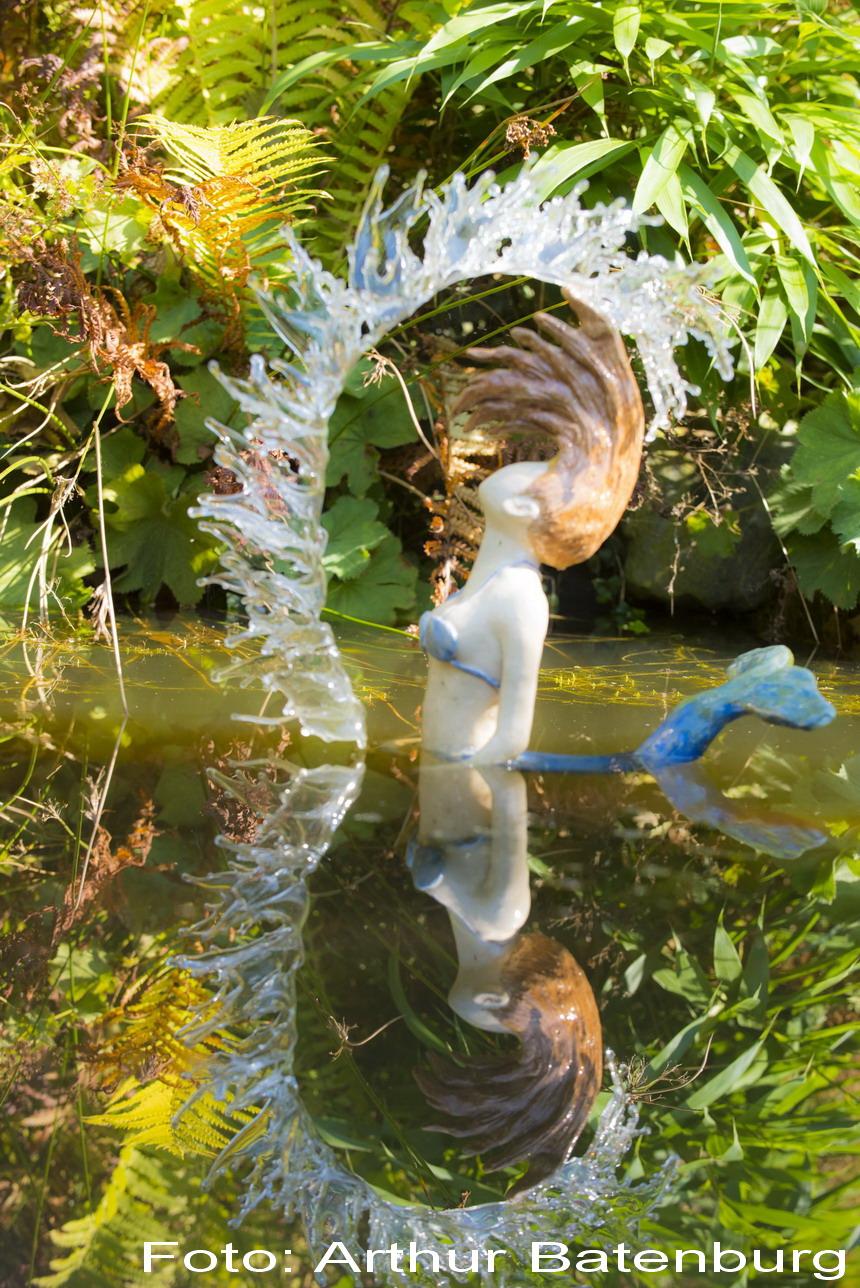 zeemeermin grote splash