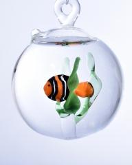 lamp rond clownvis
