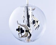 lamp rond maanvissen