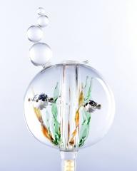 lamp staand kogelvissen